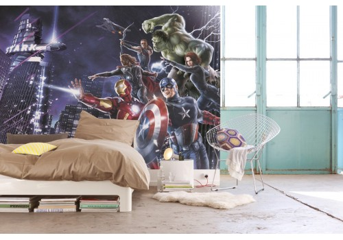 Avengers Citynight