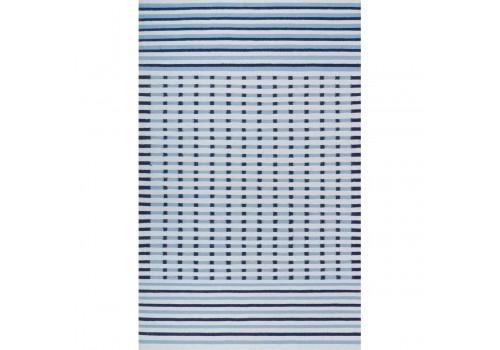 Kilim wool Blu
