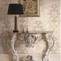 wallpaper & wood art