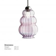 PENDANT Glass lamp CL10