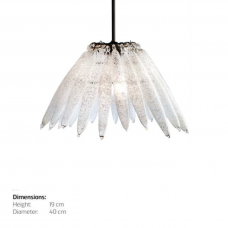 PENDANT Glass lamp CL13