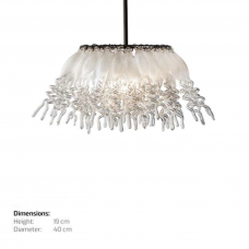 PENDANT Glass lamp CL14