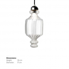 PENDANT Glass lamp CL2