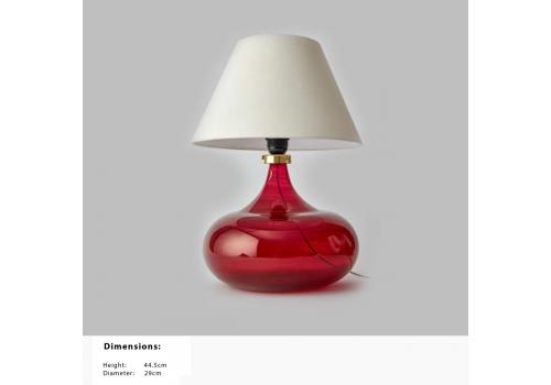 Balustrade Table Lamp glassTL18