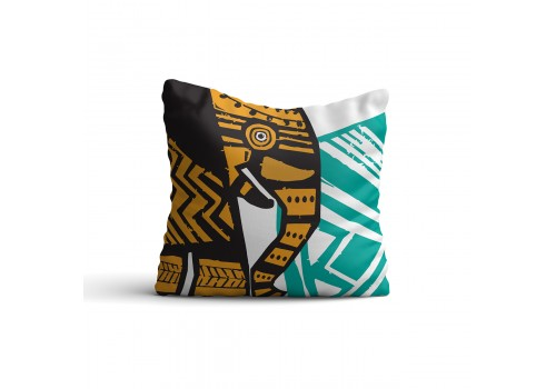 AFRICAN CHESTER CUSHION
