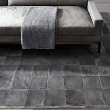 Square pieces gray