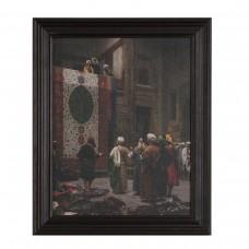 Carpet Merchant in Cairo