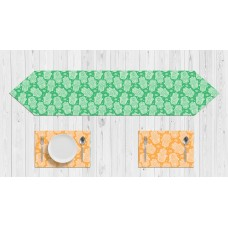 Hands pattern Table Set