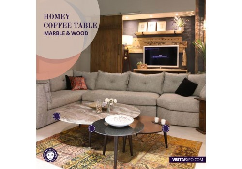 Homey coffee table