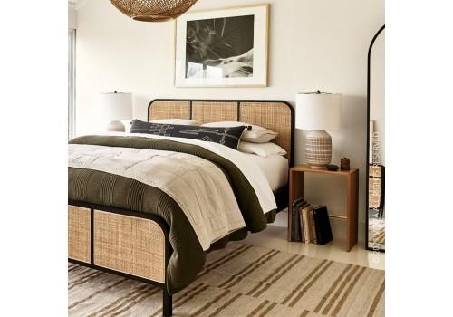 Rattan Bed 1