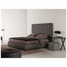 Kelly Wingback Bed