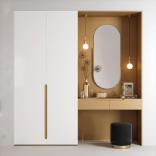 Cupboard 3 with Dressing table