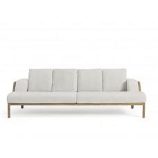 Teak sofa